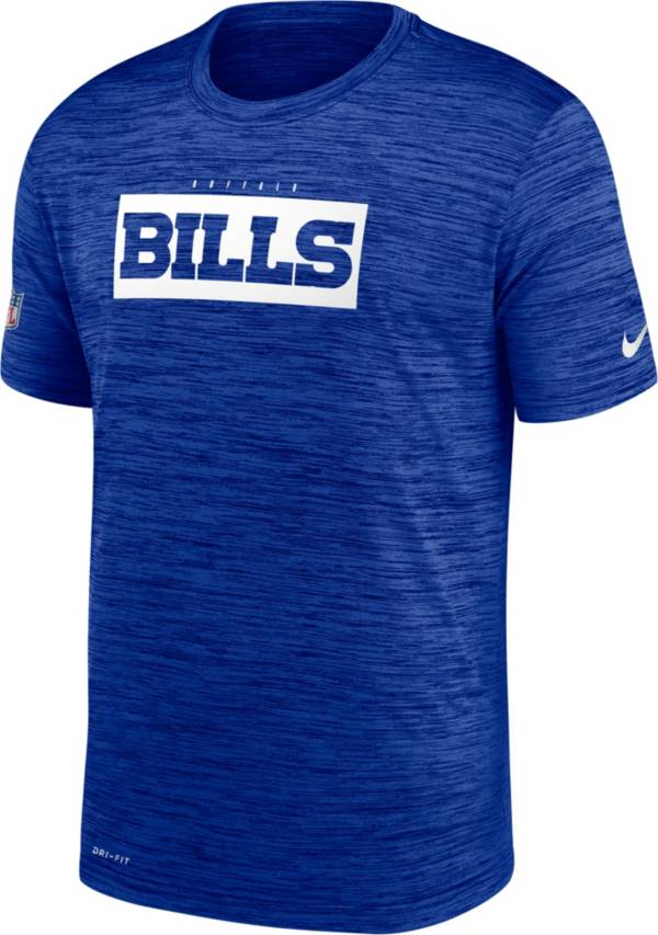 Nike Men's Buffalo Bills Sideline Legend Velocity Royal T-Shirt product image