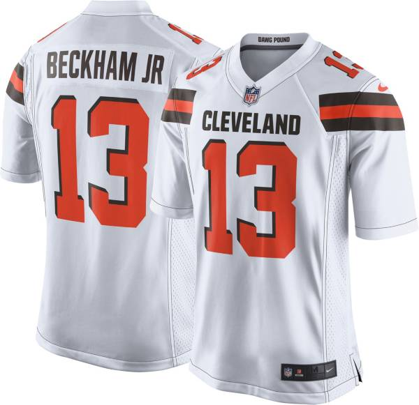 Nike Men's Home Game Jersey Cleveland Browns Odell Beckham Jr. #13 product image