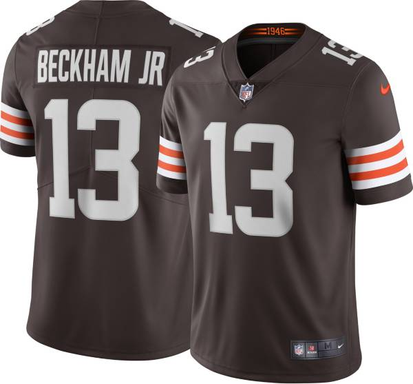 Nike Men's Home Limited Jersey Cleveland Browns Odell Beckham Jr. #13 product image
