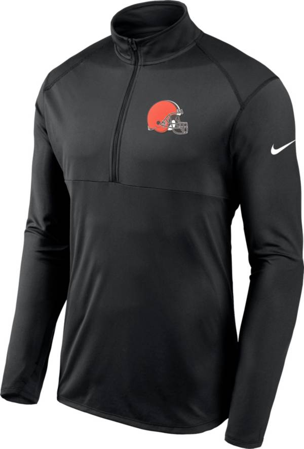 Nike Men's Cleveland Browns Element Half-Zip Pullover product image