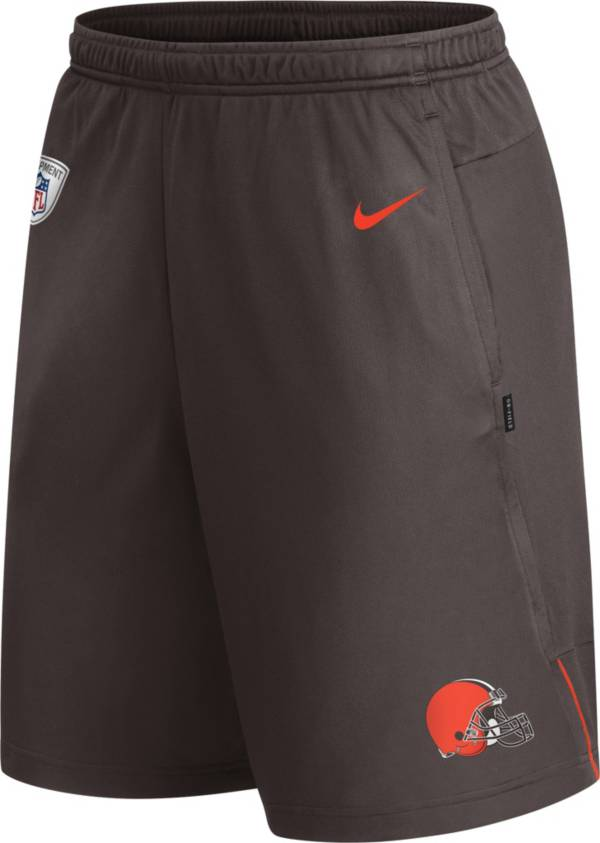 Nike Men's Cleveland Browns Coaches Shorts product image