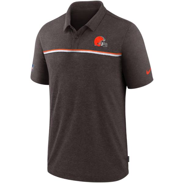 Nike Men's Cleveland Browns Sideline Early Season Polo product image