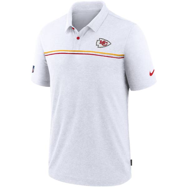 Nike Men's Kansas City Chiefs Sideline Early Season Polo product image