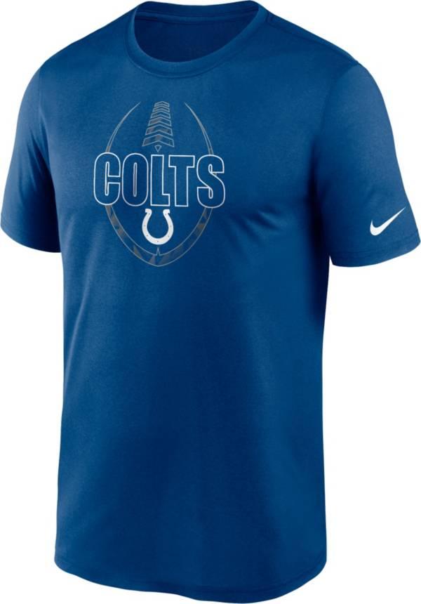 Nike Men's Indianapolis Colts Legend Icon Blue T-Shirt product image