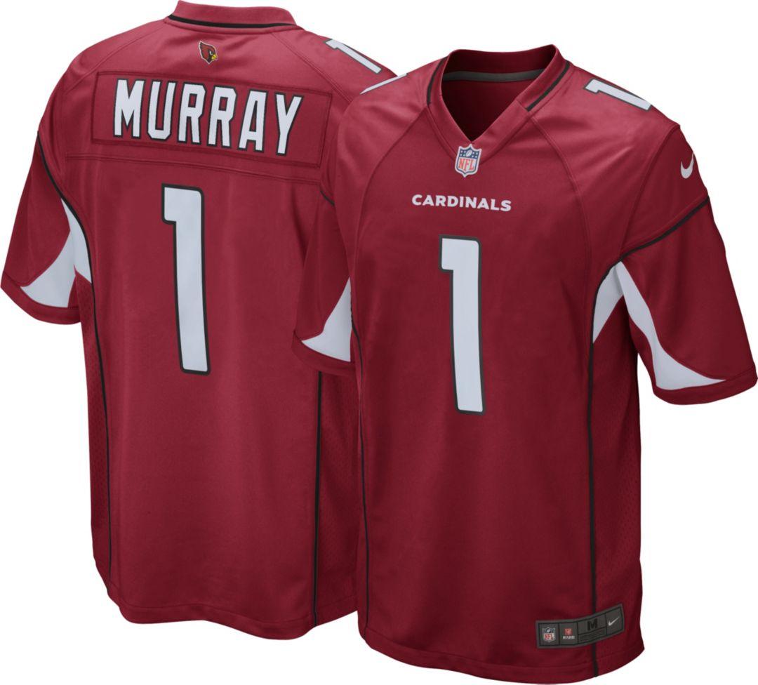 ec934e15 Kyler Murray #1 Nike Men's Arizona Cardinals Home Game Jersey