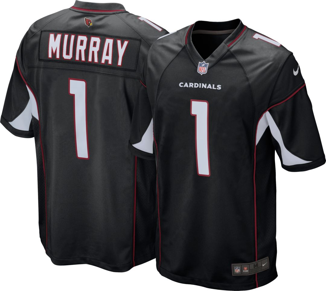 Nice Nike Men's Alternate Game Jersey Arizona Cardinals Kyler Murray #1  free shipping
