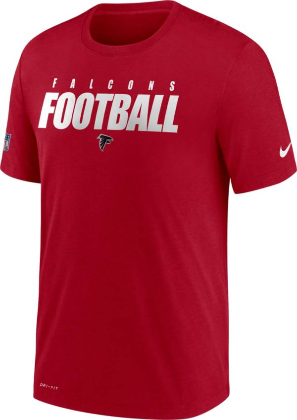 Nike Men's Atlanta Falcons Legend Football Red Performance T-Shirt product image