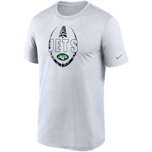 Nike Men's New York Jets Legend Icon White T-Shirt product image