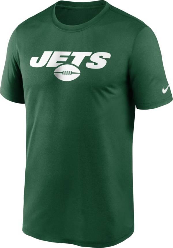 Nike Men's New York Jets Sideline Dri-Fit Cotton  T-Shirt product image