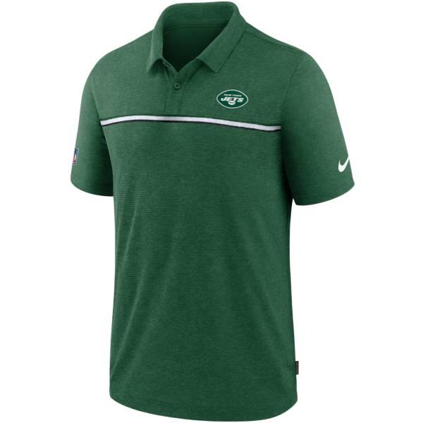 Nike Men's New York Jets Sideline Early Season Polo product image