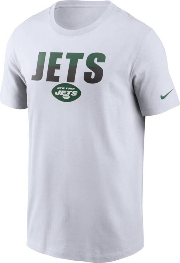 Nike Men's New York Jets Split Name T-Shirt product image