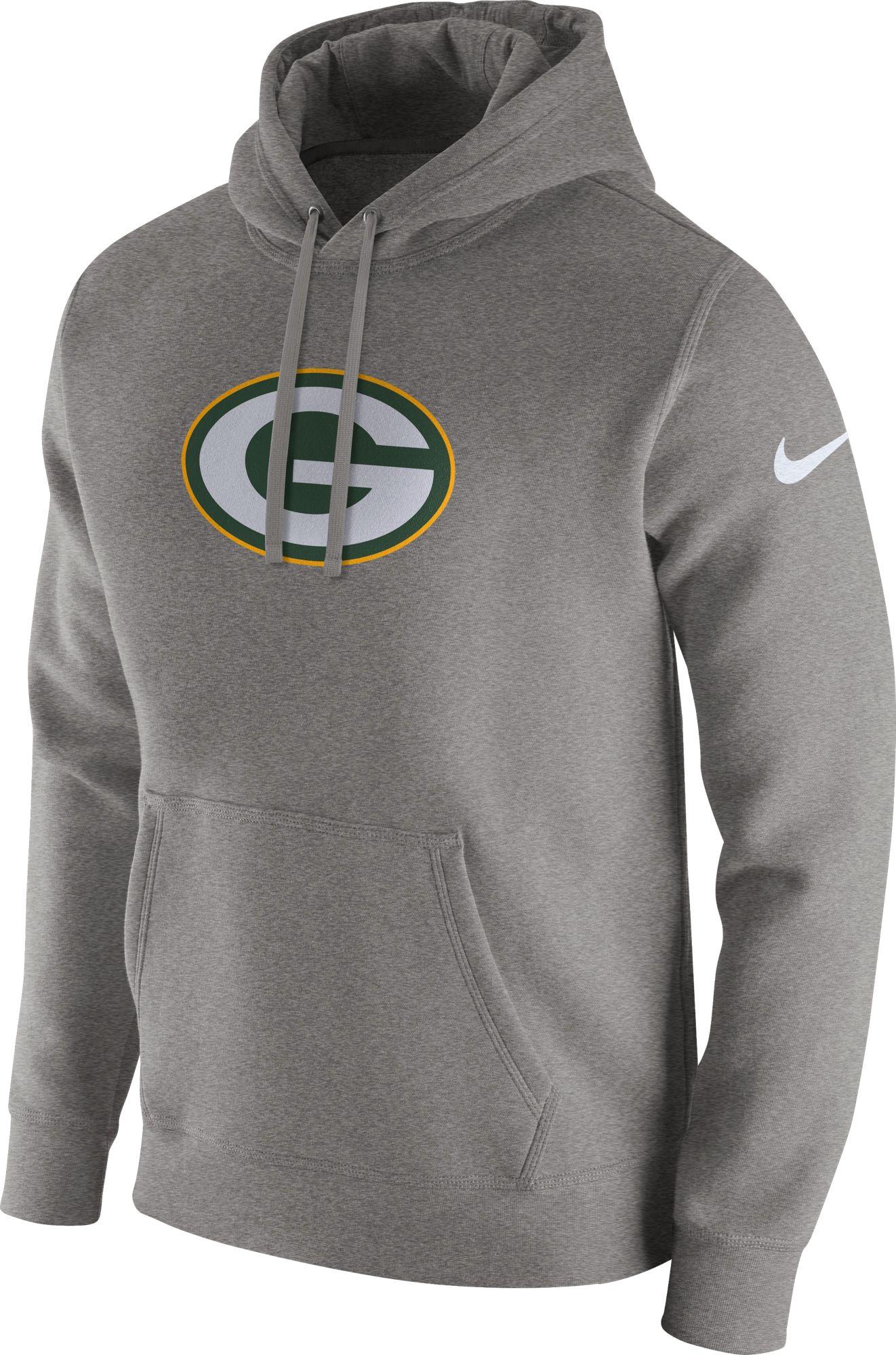 packers sweatshirt men's