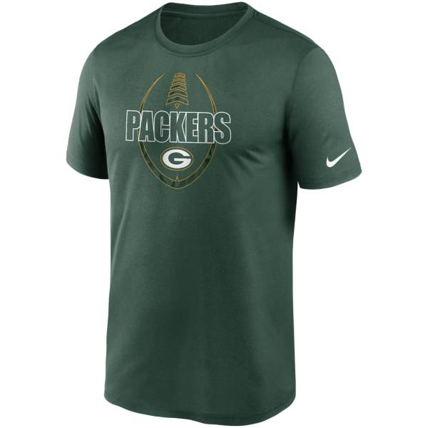 Nike Men's Green Bay Packers Legend Performance T-Shirt product image