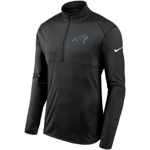 Nike Men's Carolina Panthers Element Half-Zip Pullover product image