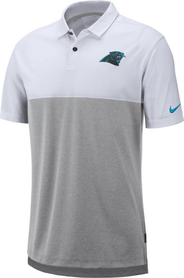Nike Men's Carolina Panthers Sideline Early Season Polo product image