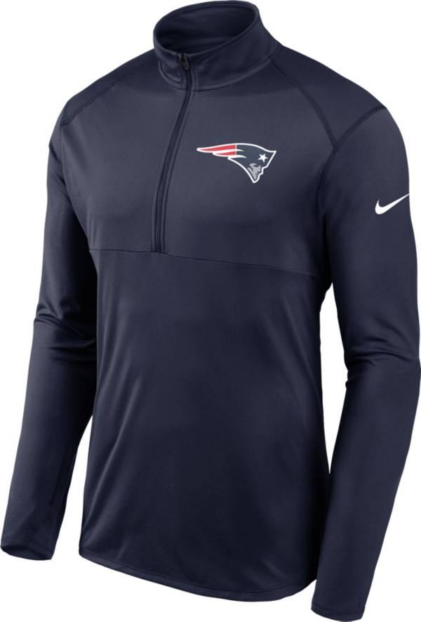 Nike Men's New England Patriots Element Half-Zip Pullover product image