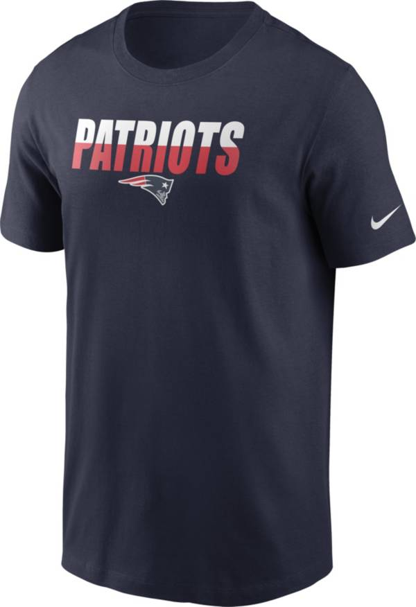 Nike Men's New England Patriots Split Name T-Shirt product image