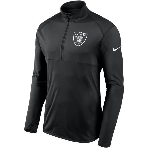 Nike Men's Las Vegas Raiders Element Half-Zip Pullover product image
