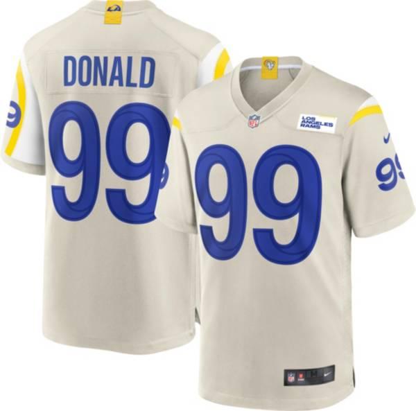 Nike Men's Los Angeles Rams Aaron Donald #99 Away Game Jersey product image