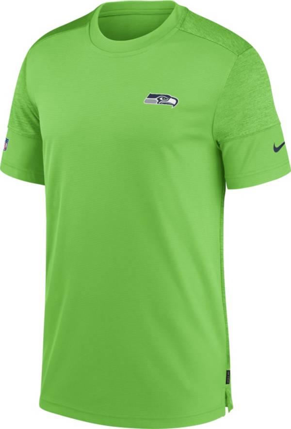Nike Men's Seattle Seahawks Coaches Sideline Shirt product image