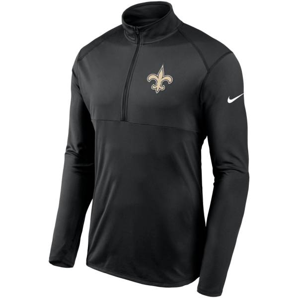 Nike Men's New Orleans Saints Element Half-Zip Pullover product image