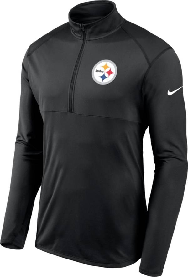 Nike Men's Pittsburgh Steelers Element Half-Zip Pullover product image