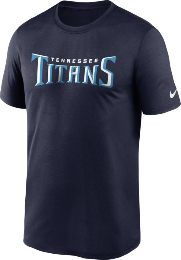 Nike Men's Tennessee Titans Sideline Dri-Fit Cotton  T-Shirt product image