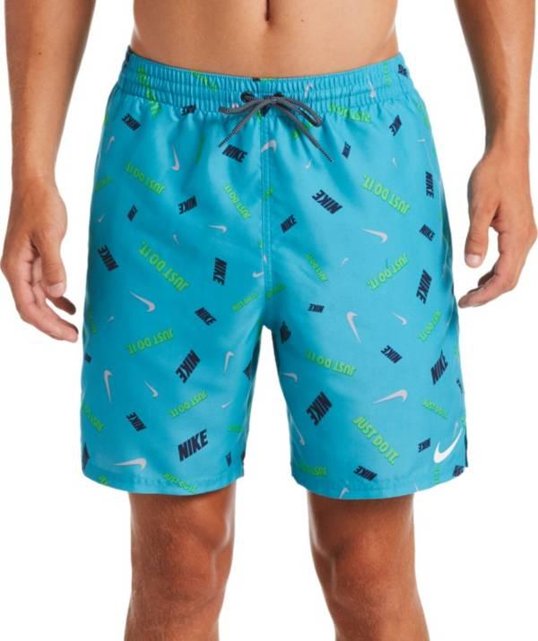 Nike Men's Logofetti Volley Swim Trunks product image