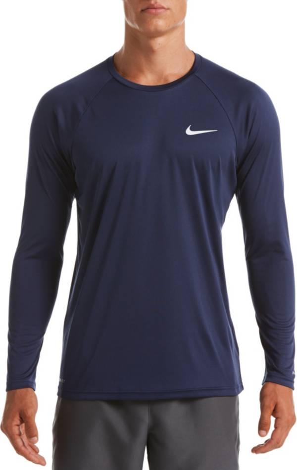 Nike Men's Essential Long Sleeve Hydro Rash Guard product image