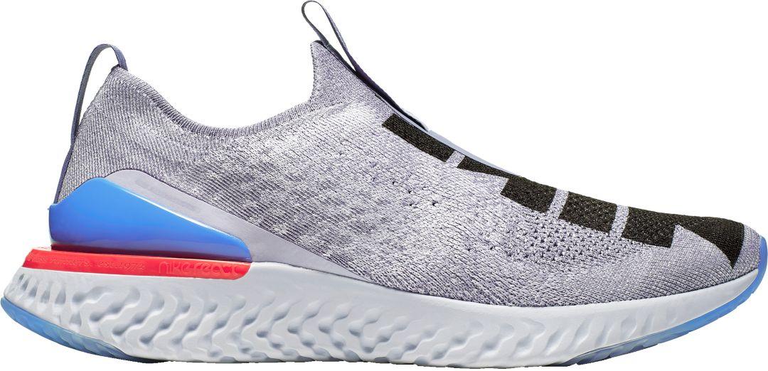 59c8aa7d56713 Nike Men's Epic Phantom React Flyknit JDI Running Shoes