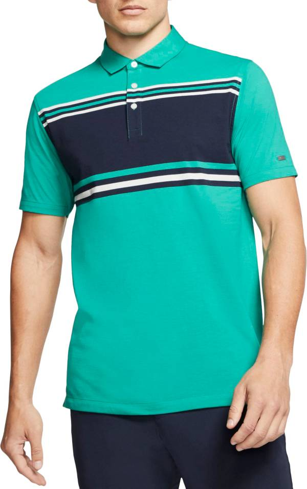 Nike Men's Dri-FIT Player Striped Golf Polo product image
