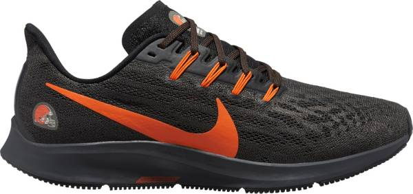 Nike Men's Cleveland Browns Air Zoom Pegasus 36 Running Shoes product image
