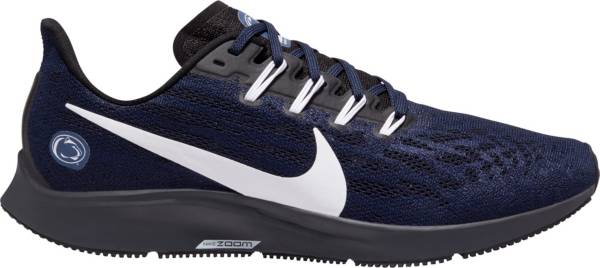 Nike Men's Penn State Air Zoom Pegasus 36 Running Shoes product image