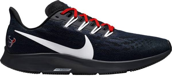 Nike Men's Houston Texans Air Zoom Pegasus 36 Running Shoes product image