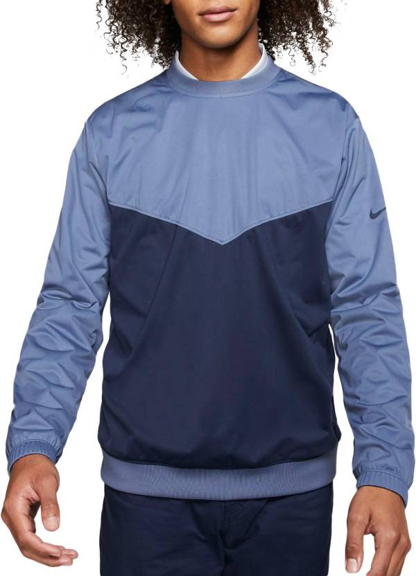 Nike Men's Shield Victory Crewneck Golf Pullover product image