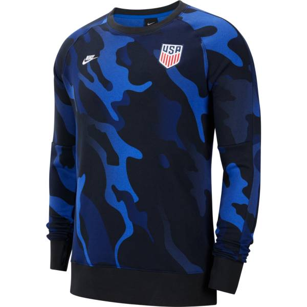 Nike Men's USA Soccer Crew Pullover product image