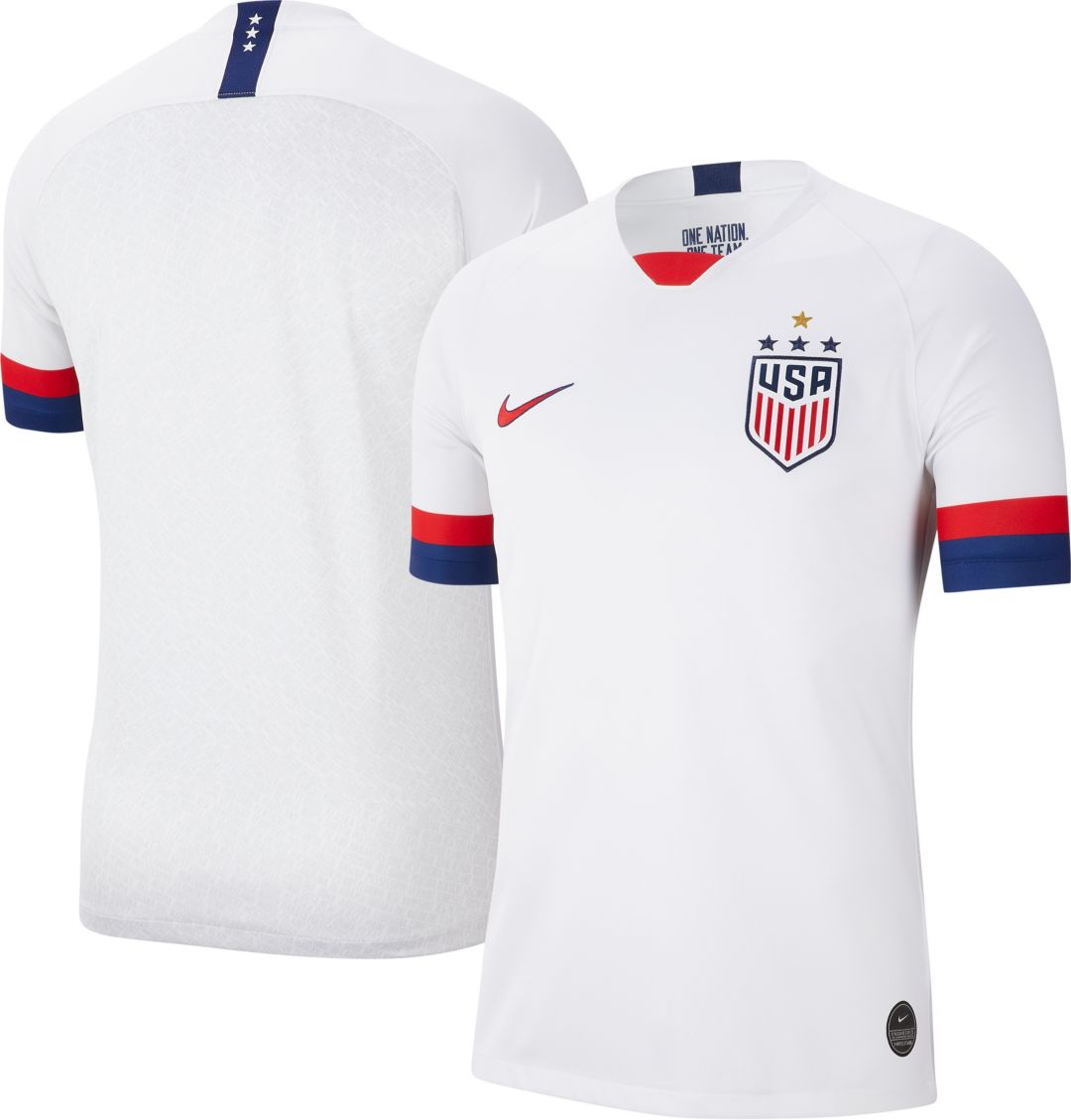 32c951dcf Nike Men's 2019 FIFA Women's World Cup USA Soccer 4-Star Breathe ...