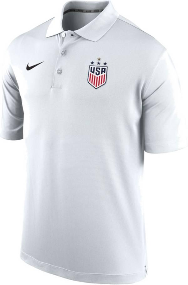 Nike Men's 2019 FIFA Women's World Cup USA Soccer 4-Star Varsity Polo product image