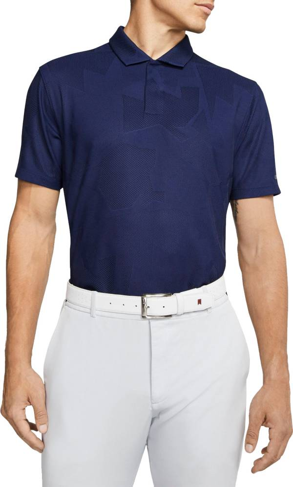 Nike Men's Tiger Woods Dri-FIT Camo Golf Polo product image