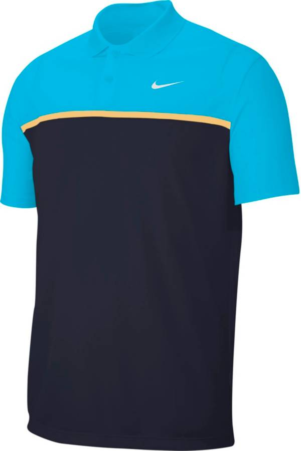 Nike Men's Dri-FIT Victory Color Block Golf Polo product image