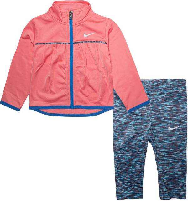 Nike Little Girls' Tricot Zip Jacket and Leggings Set product image