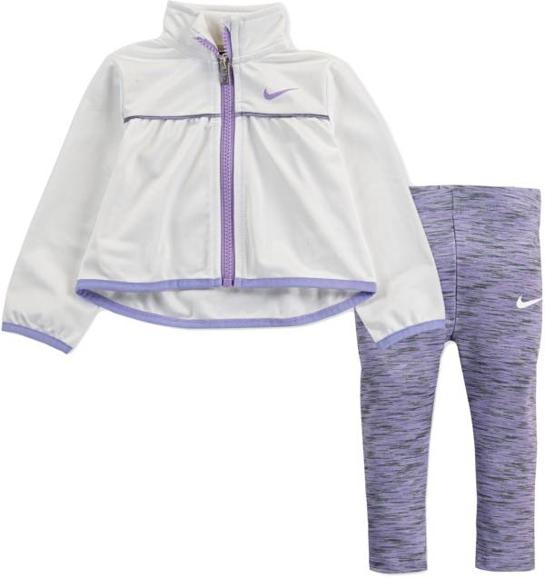 Nike Little Girls' Tricot Zip Jacket and Leggings Set product image