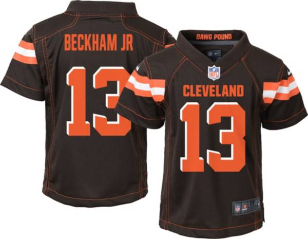 Nike Toddler Home Game Jersey Cleveland Browns Odell Beckham Jr. #13 product image