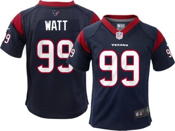 Nike Toddler Houston Texans J.J. Watt #99 Navy Game Jersey product image