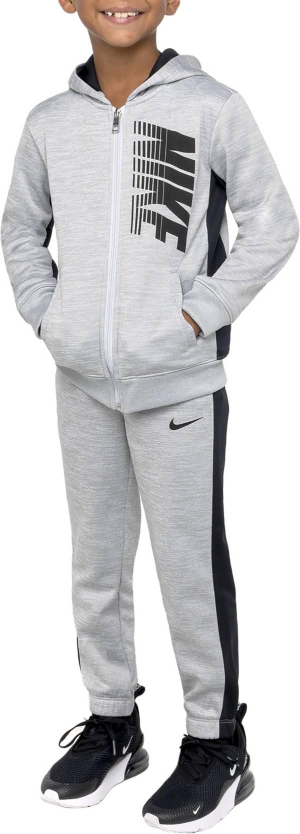 Nike Little Boys' Therma Fleece Zip Hoodie and Pants Set product image
