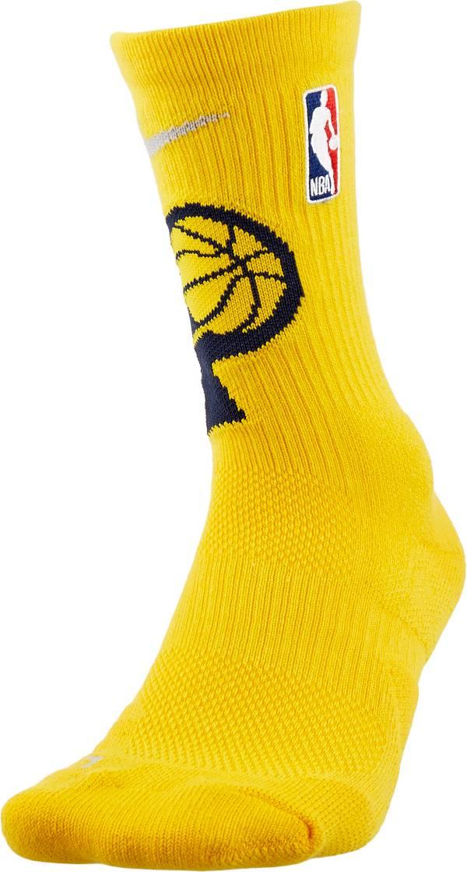 Nike Indiana Pacers Elite Crew Socks product image