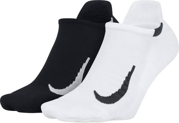 Nike Multiplier Running No-Show Socks 2-Pack product image