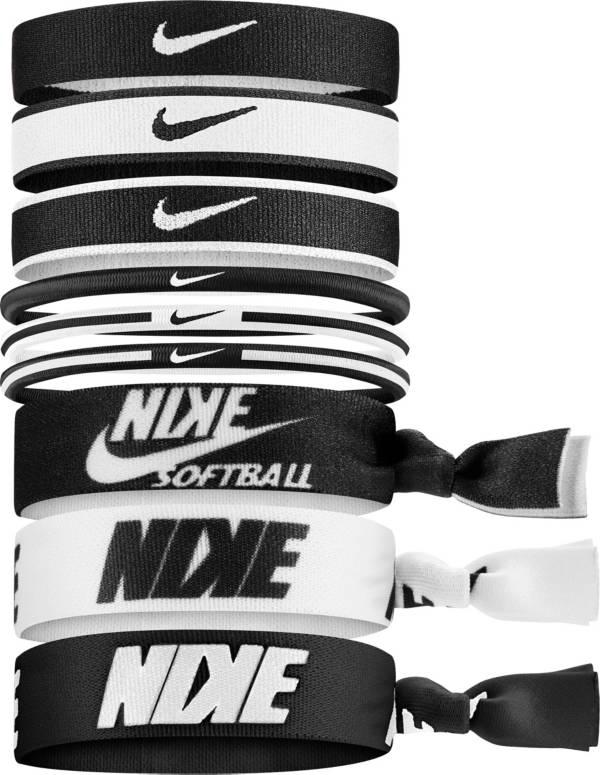 Nike Mixed Softball Ponytail Holders - 9 Pack product image