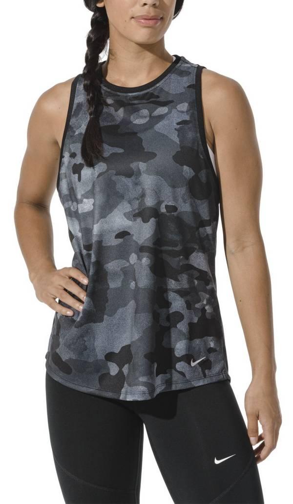 Nike Women's Dri-FIT Camo Training Tank Top product image