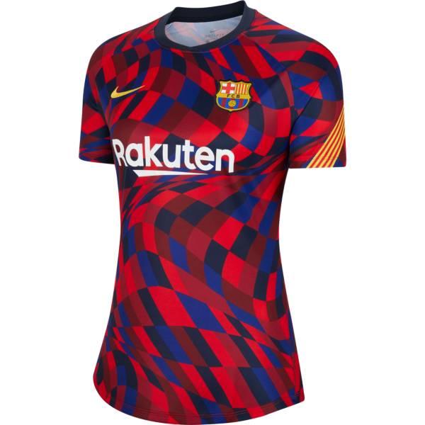 Nike Women's FC Barcelona Prematch Jersey product image